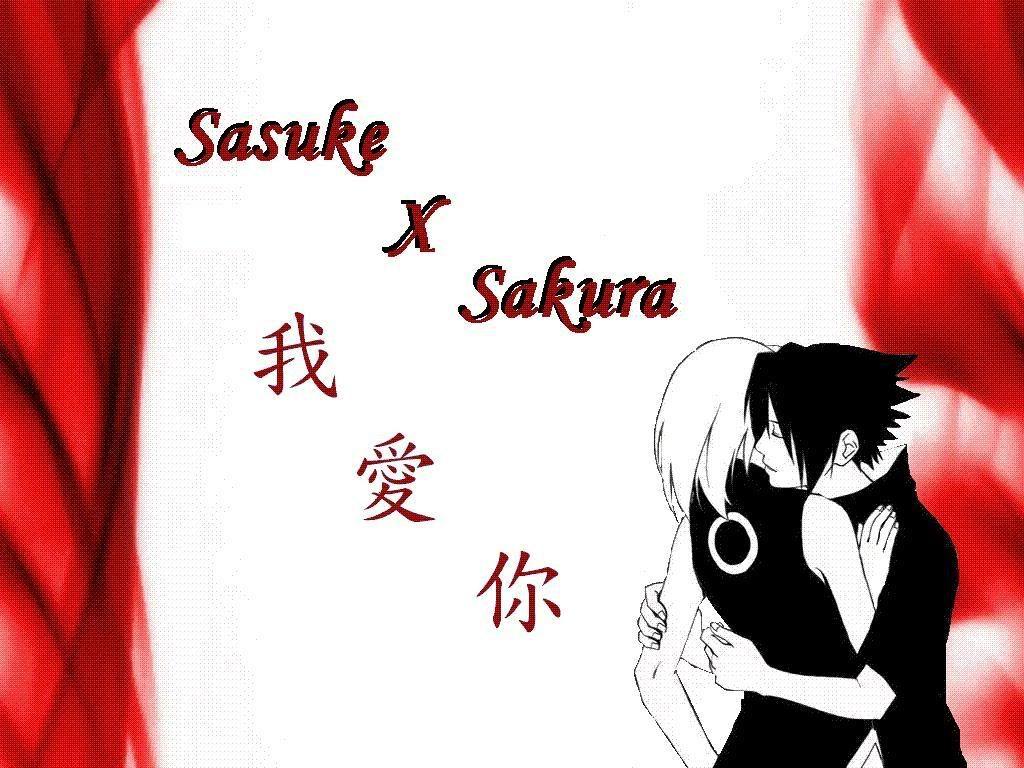 SasuXsaku=love SasukexSakura