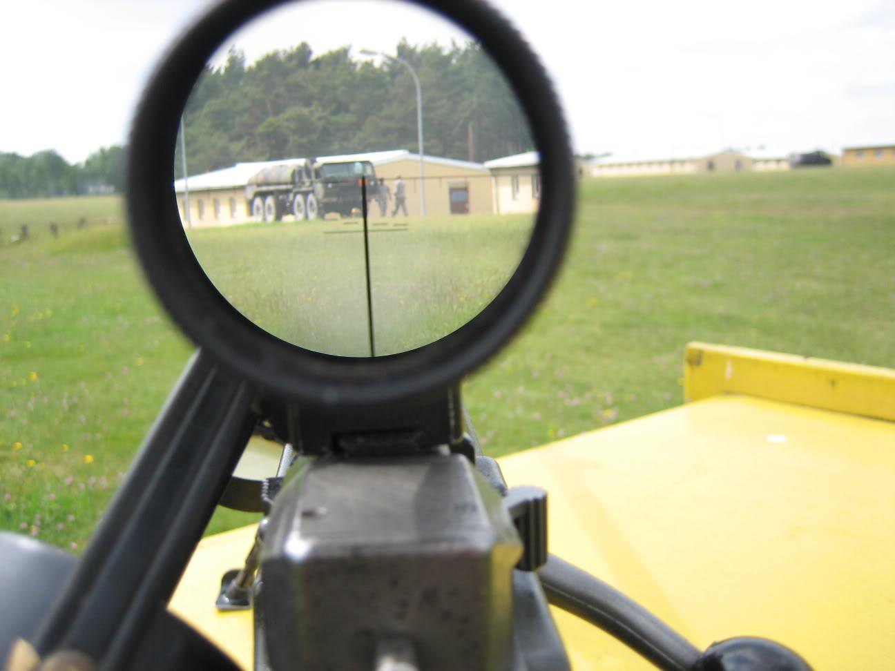 AW 7.62mm rifle,  Belgian Army sniperrifle GTA2008_0488