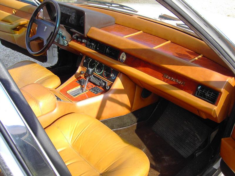 Maserati Quattroporte 1980 from L.A. Int208-09