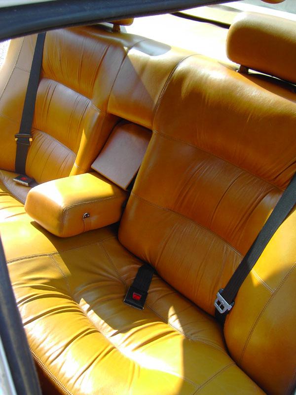 Maserati Quattroporte 1980 from L.A. Int308-09