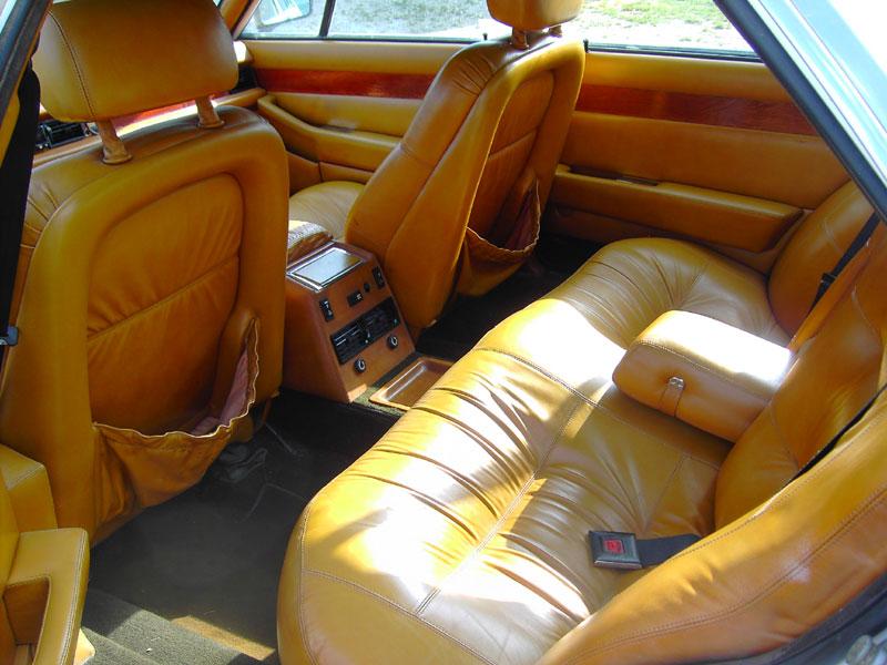 Maserati Quattroporte 1980 from L.A. Int408-09