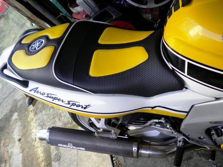 Woweys temporary hybrid Thundercat Seat