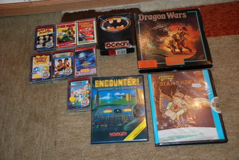 FS/T Retro Gaming stuff (Atari C64 MSX Spectrum,...) DSC_3929