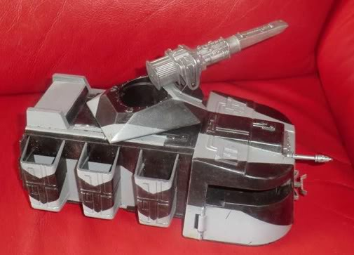 Custom, Kisbashed or Actual Toy Rehash? (Imperial Troop Transporter) Snappie
