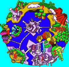 Nivel Perdidoo de Sonic CD Littleplanetpresent