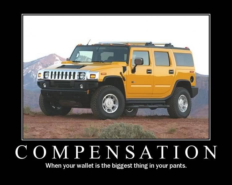 OFFICIAL de-motivational Posters thread Compensation