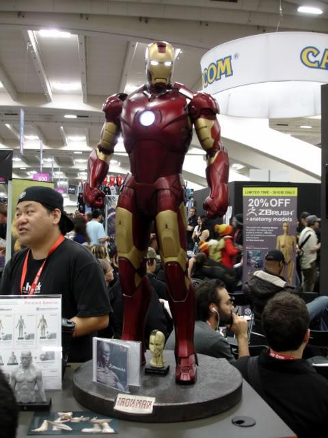 Iron Man Mark III 1:2 Sideshow LANÇADO! Confira em VÍDEO - Página 3 DSC09255
