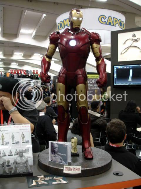 Iron Man Mark III 1:2 Sideshow LANÇADO! Confira em VÍDEO - Página 3 DSC09257