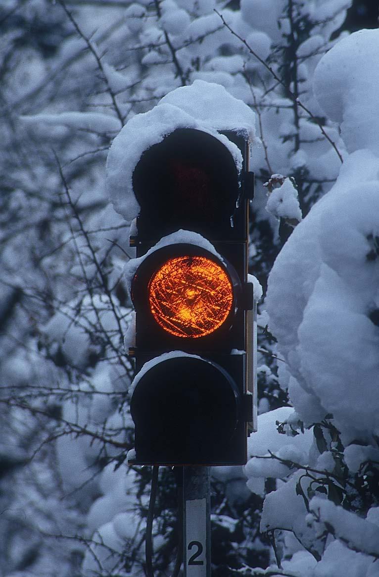 இயற்கையோடு ஒரு நிமிடம். Traffic-light_yellow