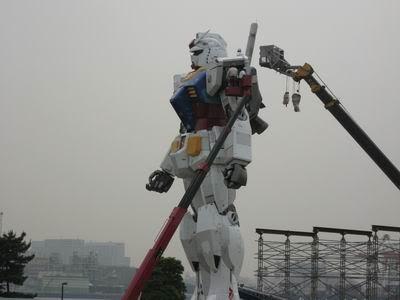 Monumen Gundam Gundam-mp-004