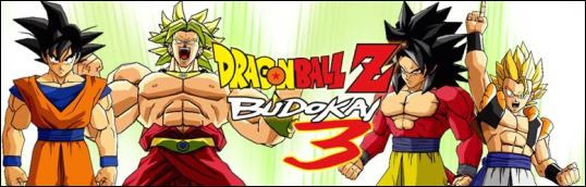 Dragonball Ultimate Budokai