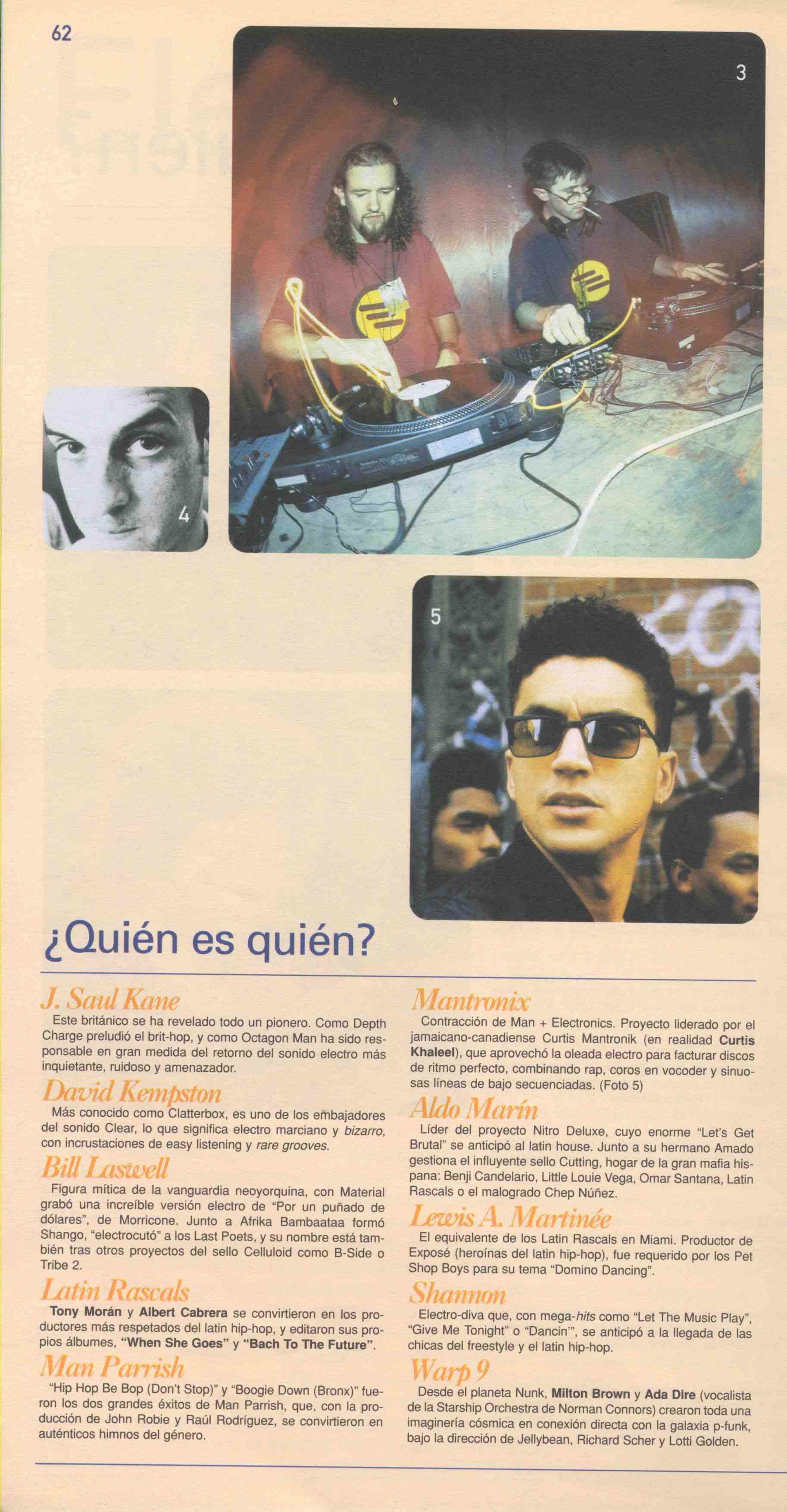 DancedeLux nº2 especial electro 77