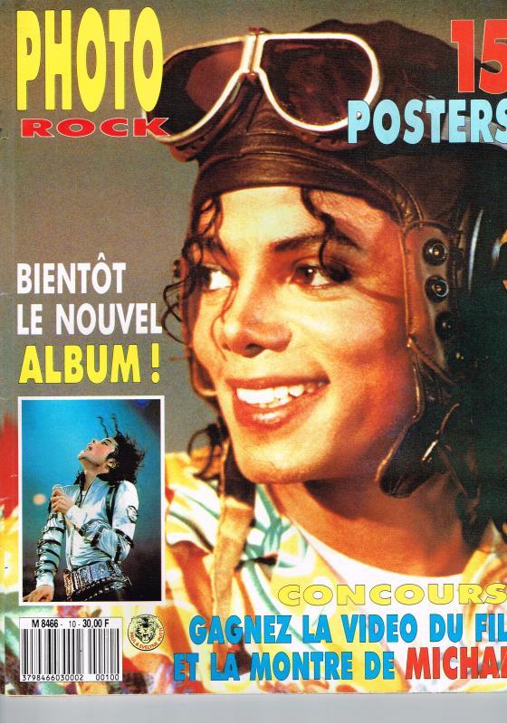 Michael Jackson & les Magazines Photorock10
