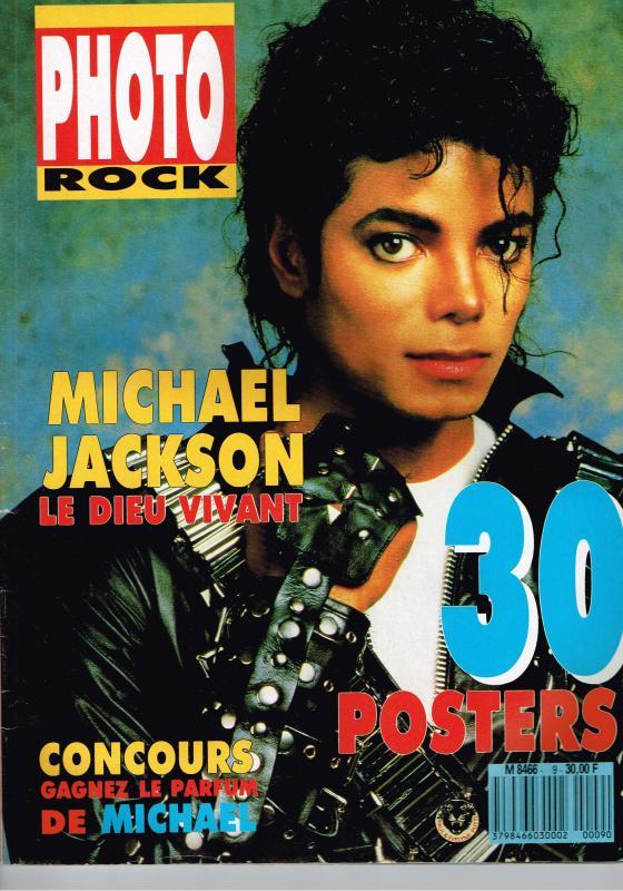 Michael Jackson & les Magazines Photorock9