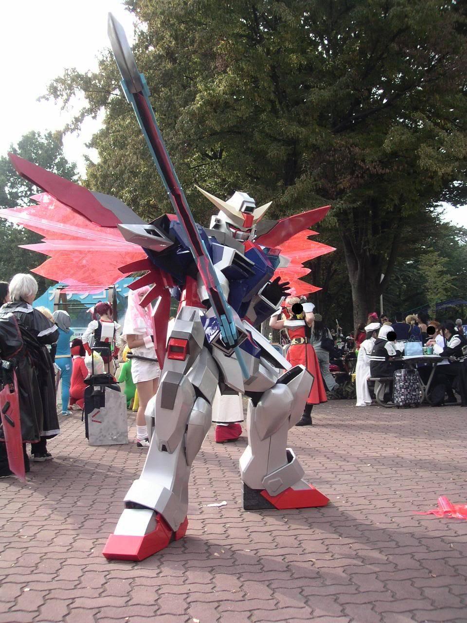 Cosplay Gundam Pict2332
