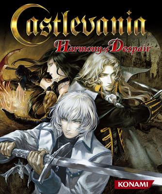 Castlevania: Harmony of Despair CastlevaniaHarmonyofDespair