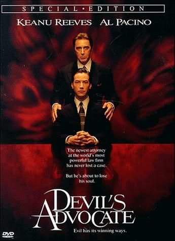 رائعه الباتشينو فى Devil's Advocate (محامى الشيطان) DevilsAdvocate