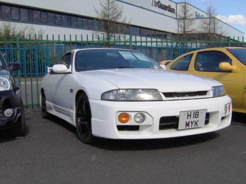 the skyline gtst  better pics ** Skyline