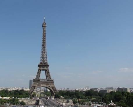 Paris,La Bastille,Tour Eiffel,Champs de Mars IMG_0577_640x480