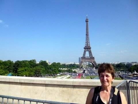 Paris,La Bastille,Tour Eiffel,Champs de Mars P1010204