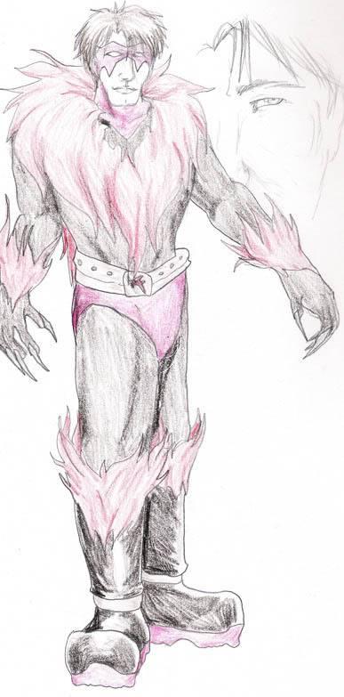Iron Fang [Villain] Fangcostume