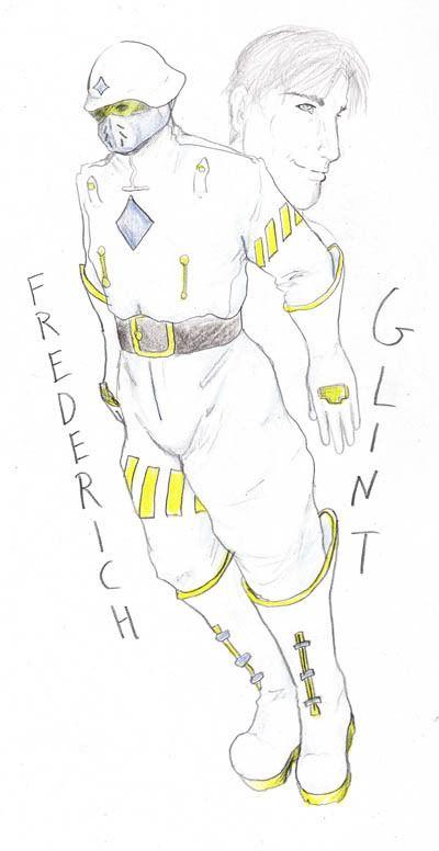 Fred Glint Glintcostume