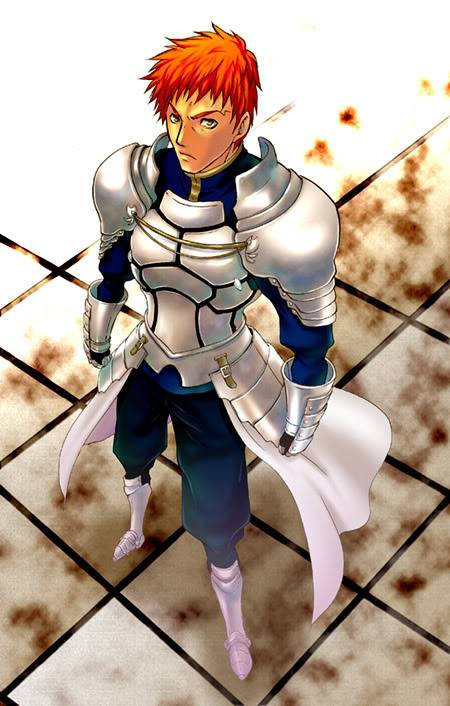 The Fate/Stay Night Image Thread! ErShaver