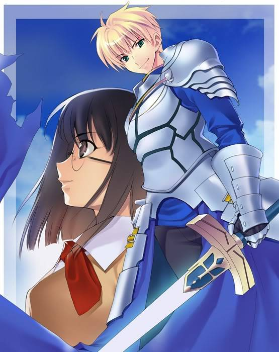 The Fate/Stay Night Image Thread! Saver04