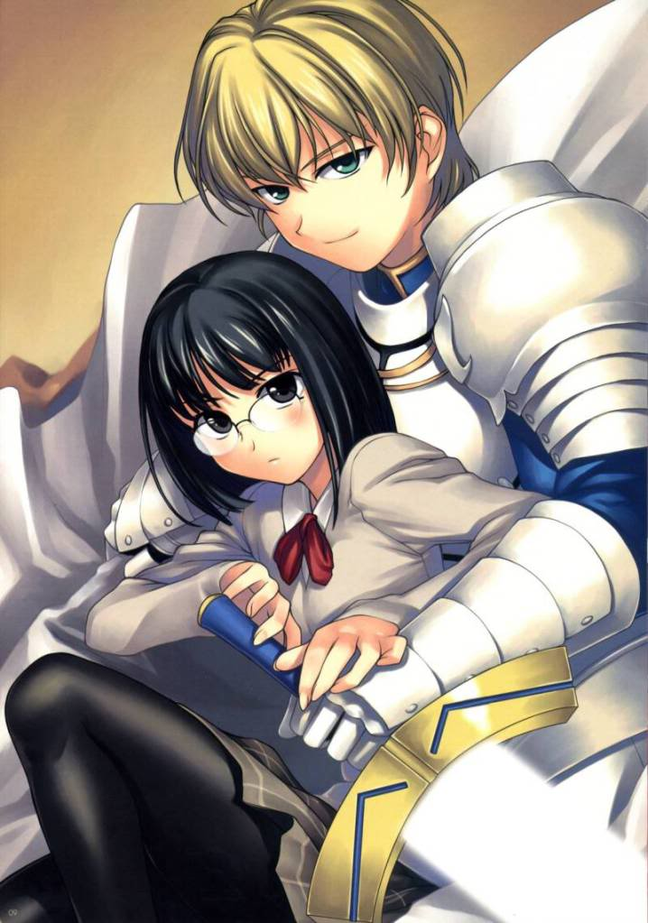 The Fate/Stay Night Image Thread! Saver07