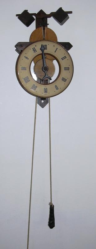 Horloges bois Horlogeengadine