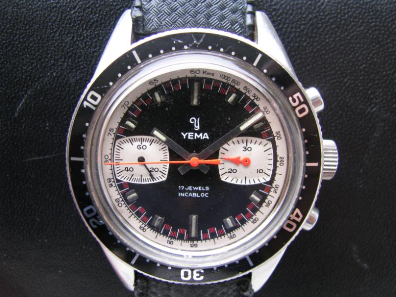 chrono LIP année 60 NOS -présentation- 2