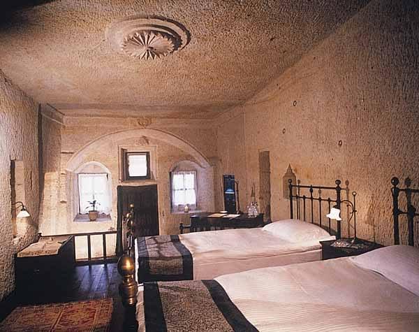 صورة فندق خمس نجوم منوحت في الجبال جمهورية ايران الأسلامية 2-4