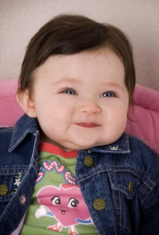 صورة اجمل طفل لعام 2008 Baby