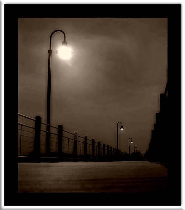 Night Bridge... BridgeLow_Spooky