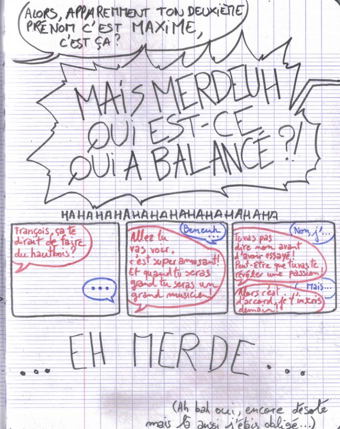 [Dessin] La BD de François P10