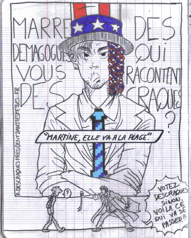 [Dessin] La BD de François P15