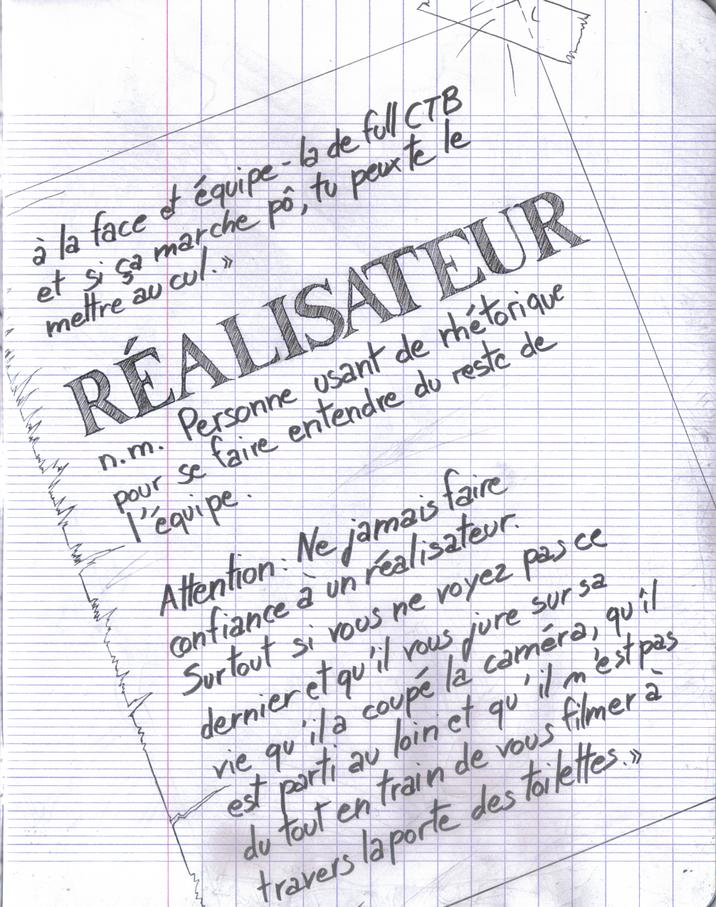 [Dessin] La BD de François P2