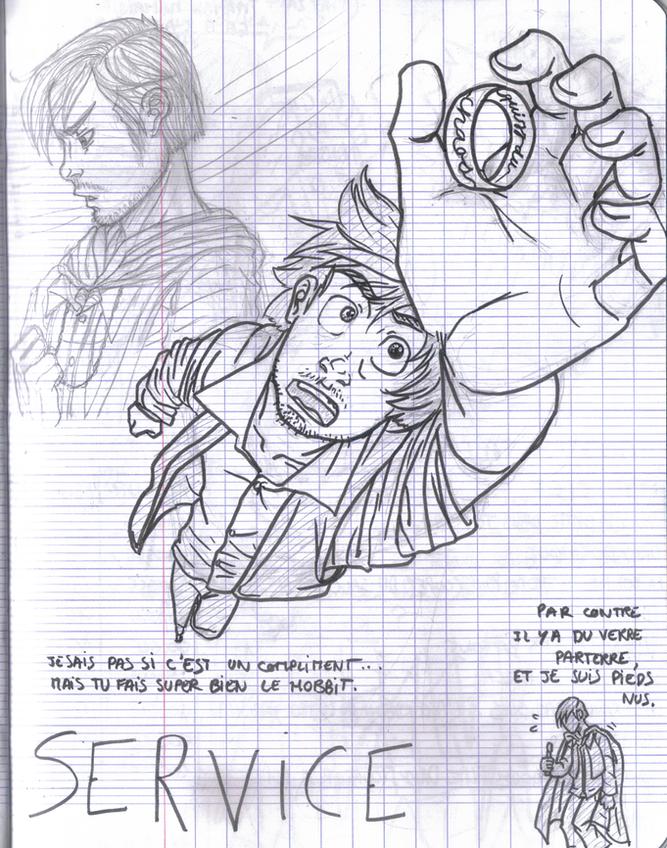 [Dessin] La BD de François P22