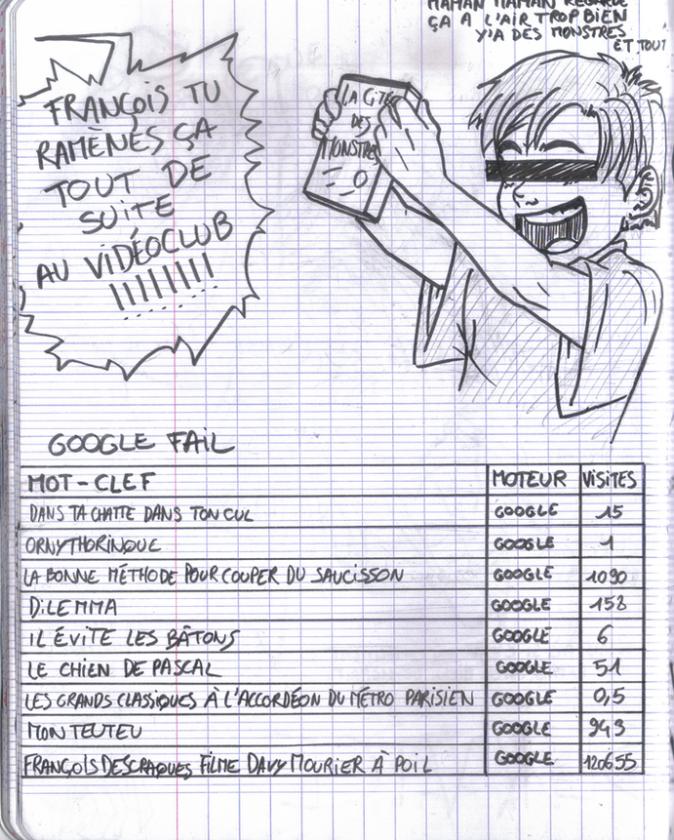[Dessin] La BD de François P23