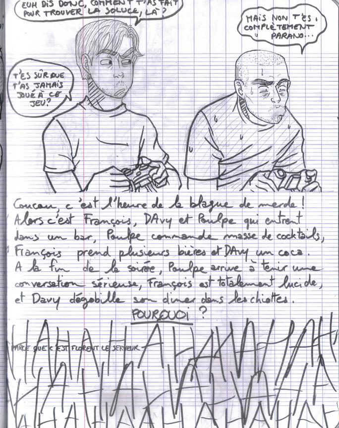 [Dessin] La BD de François P24