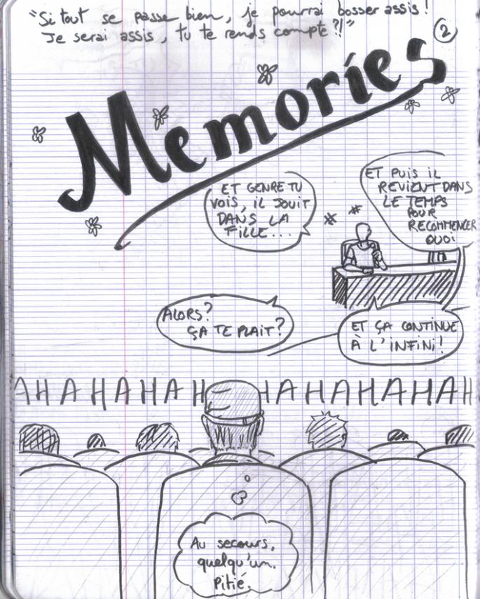 [Dessin] La BD de François P25