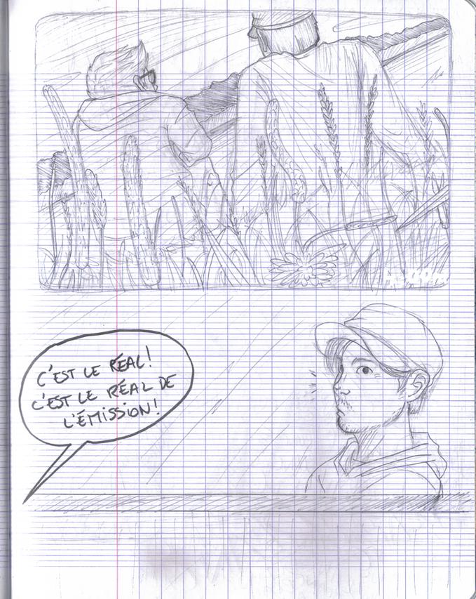 [Dessin] La BD de François P28