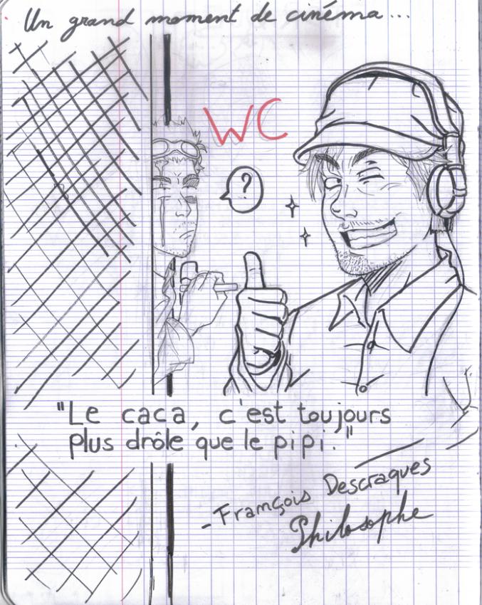 [Dessin] La BD de François P7