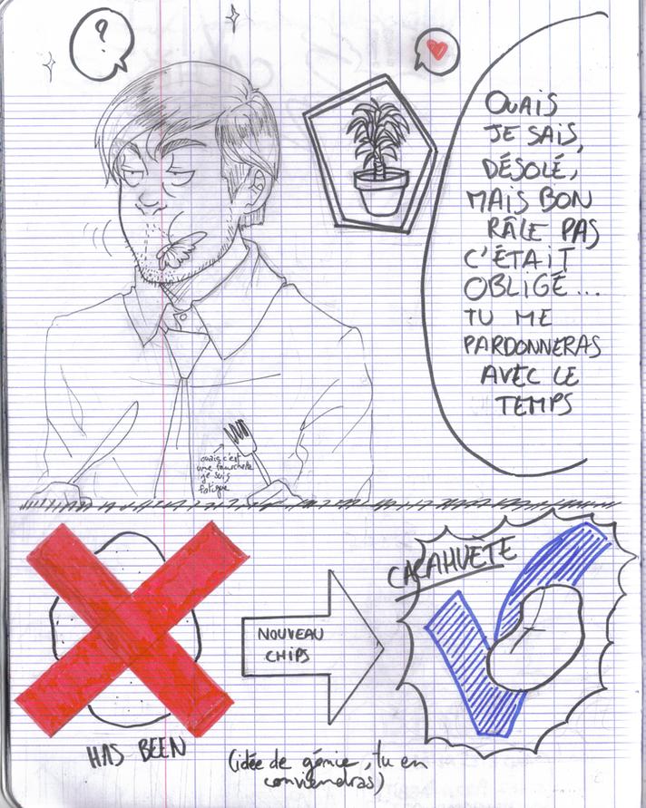 [Dessin] La BD de François P9