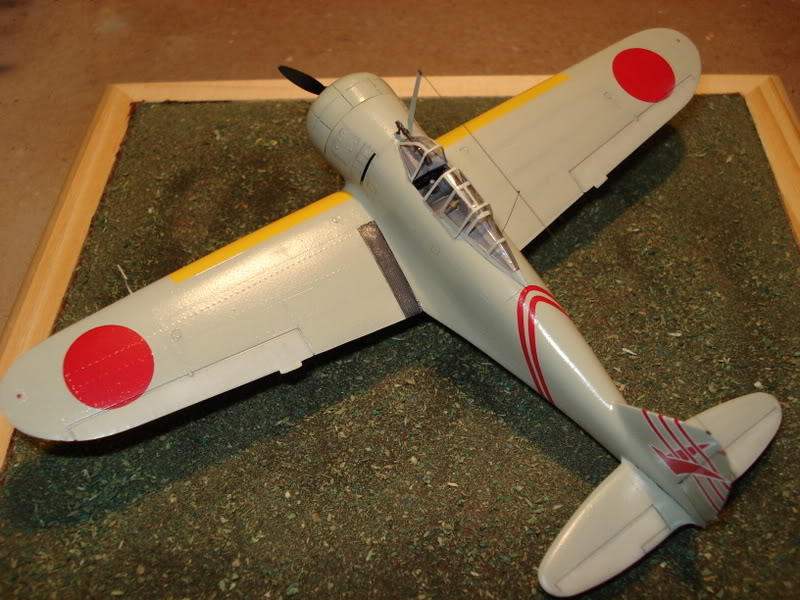 KI-27 NATE Hasegawa 1/72 DSC05855