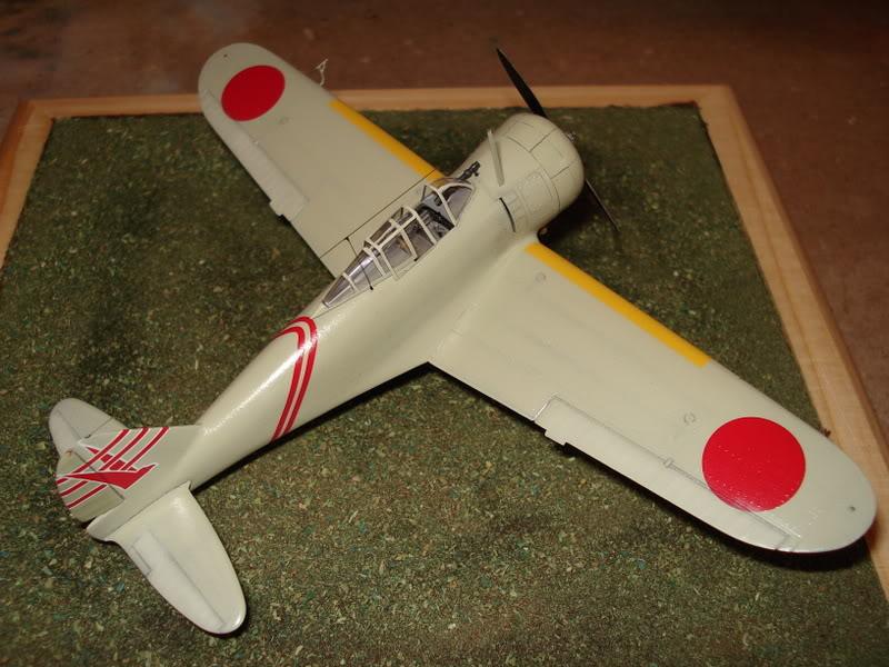 KI-27 NATE Hasegawa 1/72 DSC05857
