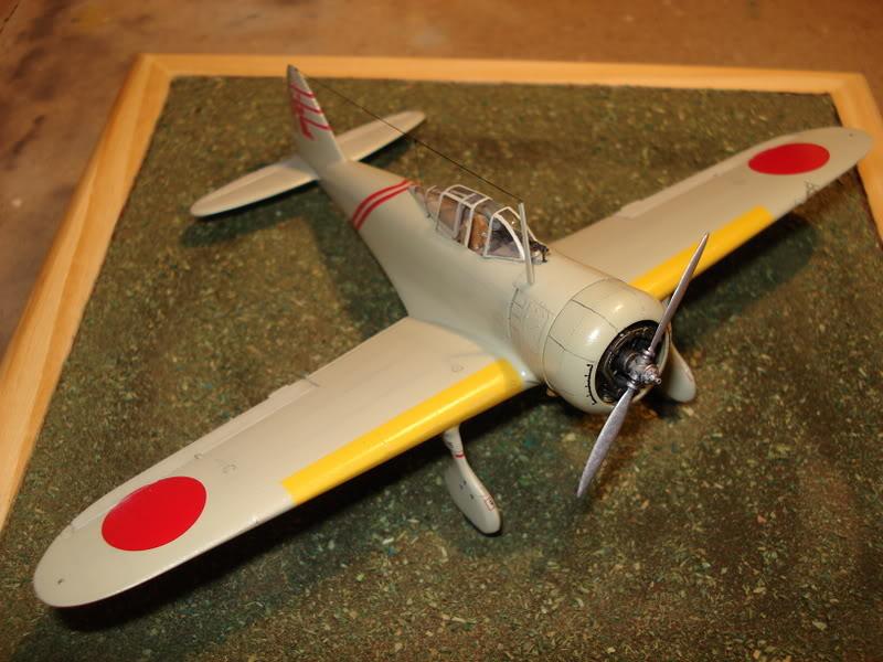 KI-27 NATE Hasegawa 1/72 DSC05860