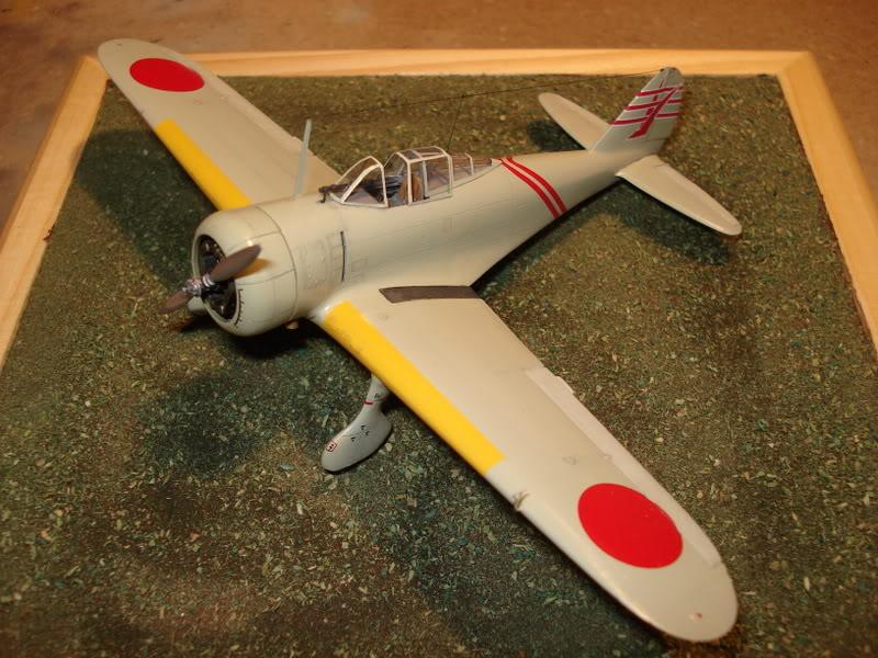 KI-27 NATE Hasegawa 1/72 DSC05861