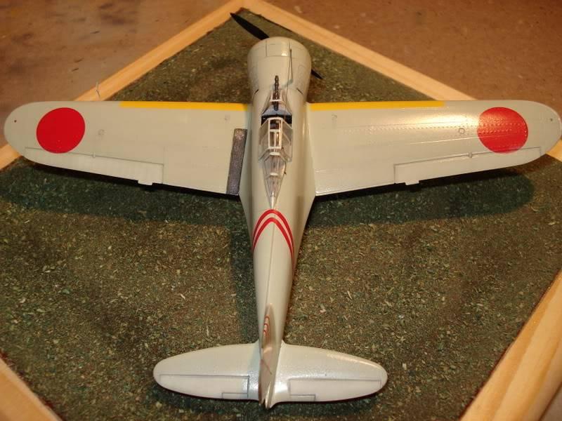 KI-27 NATE Hasegawa 1/72 DSC05869