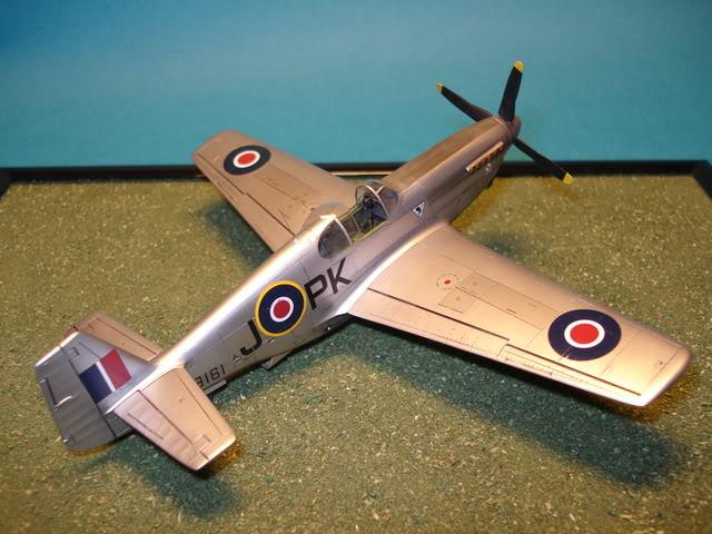 P-51B Revell 1/72 DSC04089
